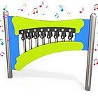 Panneau xylophone