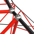 Assemblage cordage pyramide