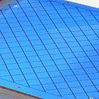 Plancher bleu HPL 13mm